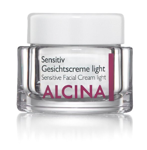 ALCINA Sensitiv Gesichtscreme light 50 ml